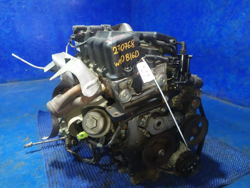 Двигатель Mini W10B16D