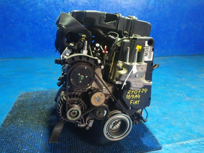 Двигатель Fiat 169A4