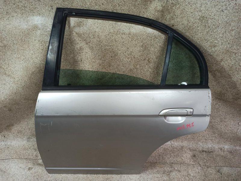 Дверь Honda Civic ES1 2002 задняя левая