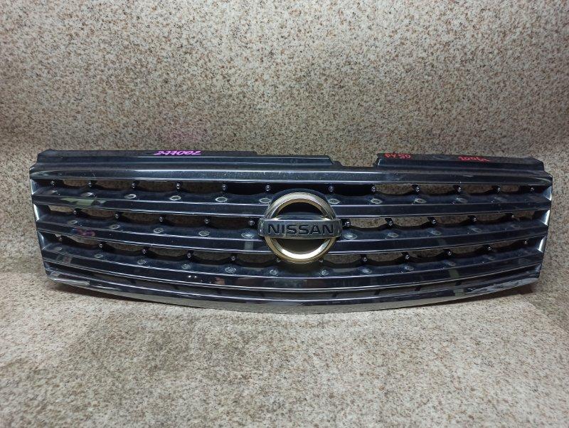 Решетка радиатора Nissan Fuga PY50 2006