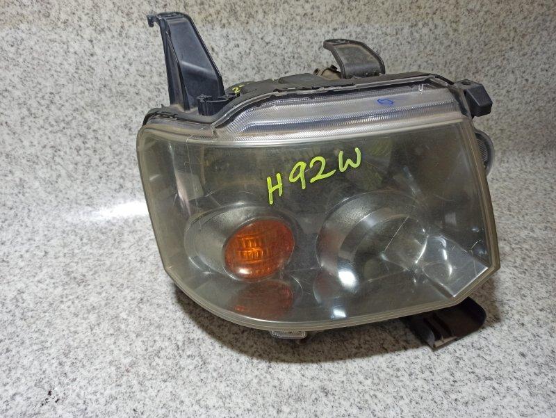 Фара Nissan Otti H92W передняя правая