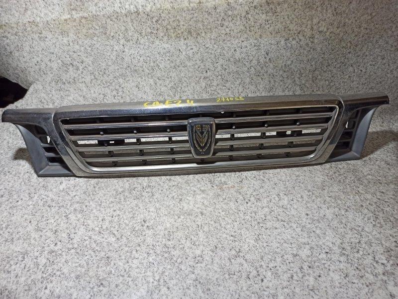 Решетка радиатора Nissan Caravan CQGE24