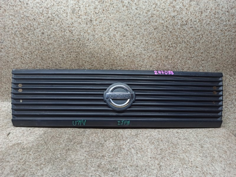 Решетка радиатора Nissan Clipper U71V