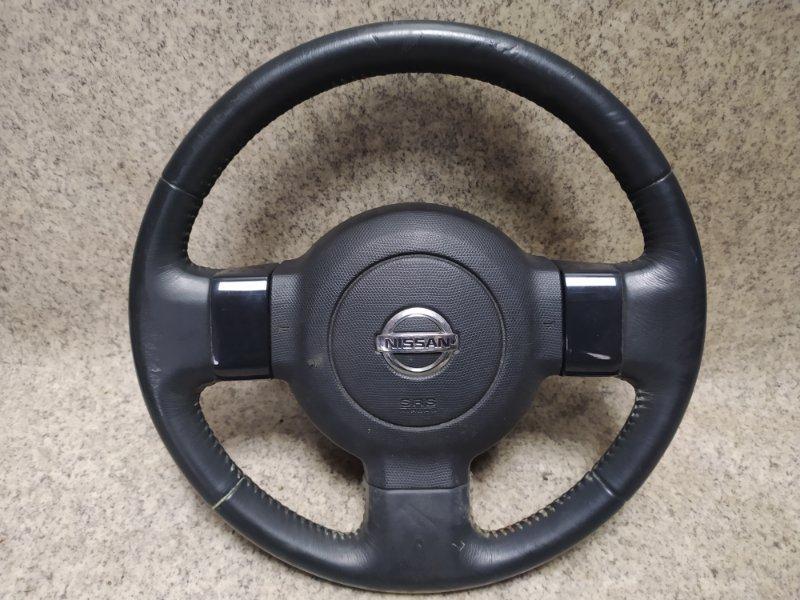 Руль Nissan Cube YGZ11 2008