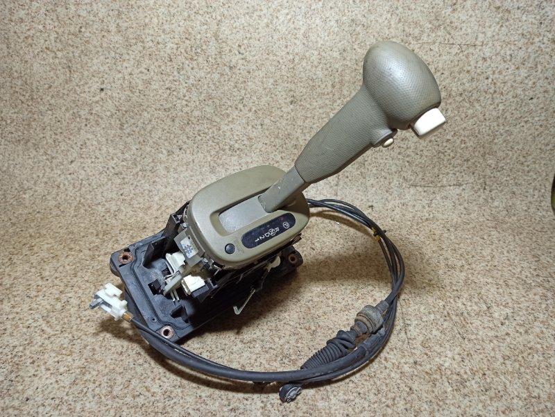 Селектор акпп Nissan March AK12 CR12DE
