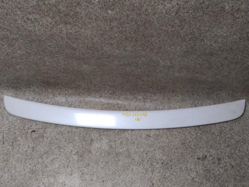 Спойлер Nissan Fuga PY50 2006