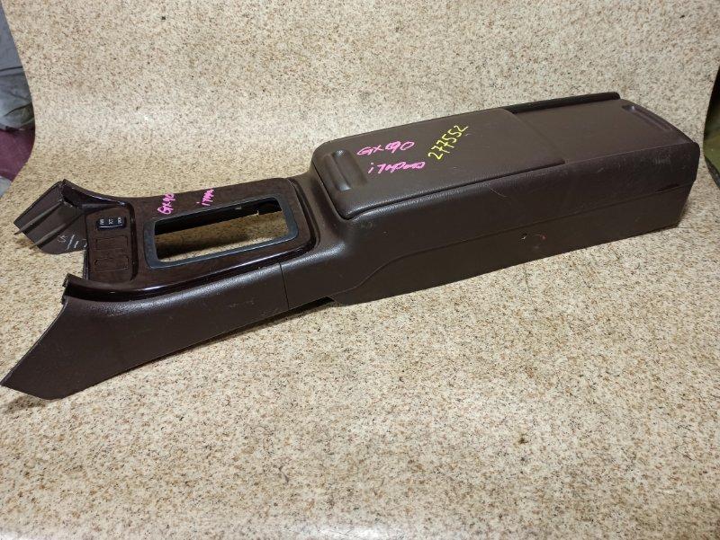 Бардачок между сиденьями Toyota Mark Ii GX90