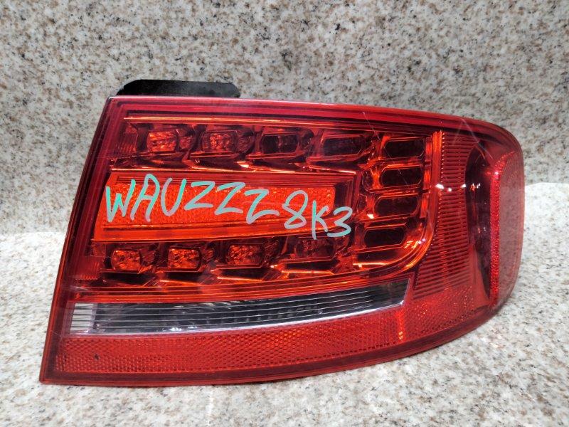Стоп-сигнал Audi A4 задний правый