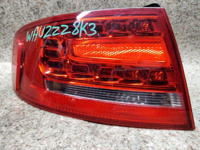 Стоп-сигнал Audi A4 задний левый