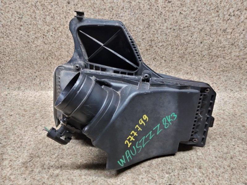 Расходомер воздушный Audi A4