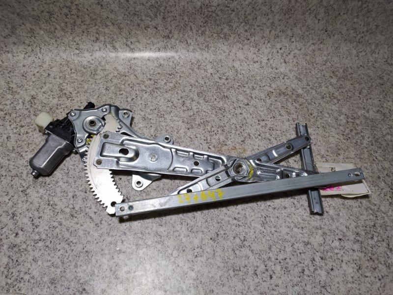 Стеклоподъемник Nissan X-Trail NT32 передний правый