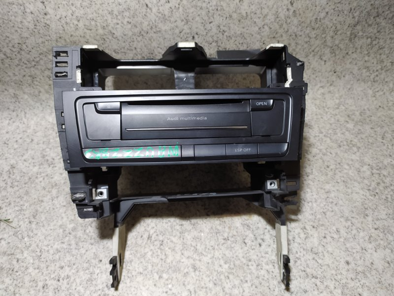 Магнитофон Audi A4 8K2