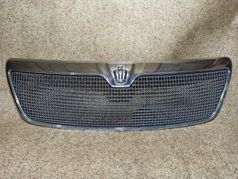 Решетка радиатора Toyota Crown GRS182