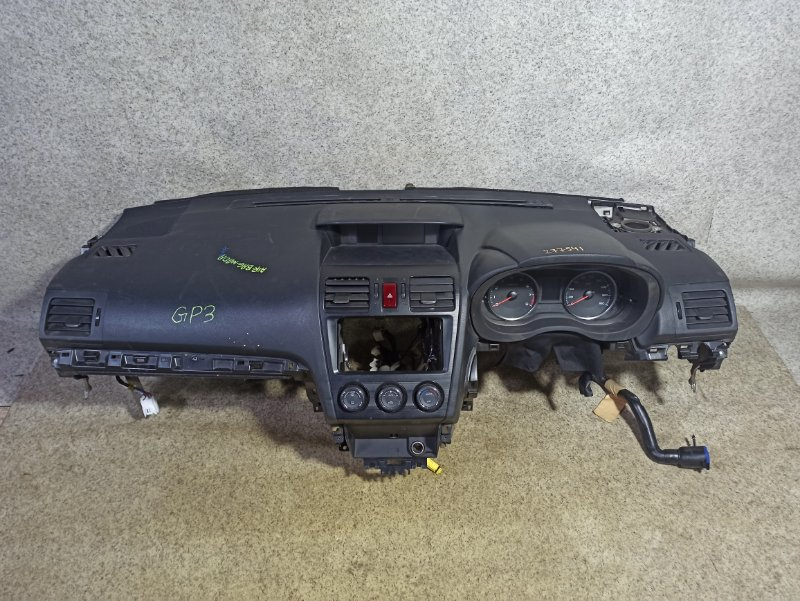 Торпедо Subaru Impreza GP3