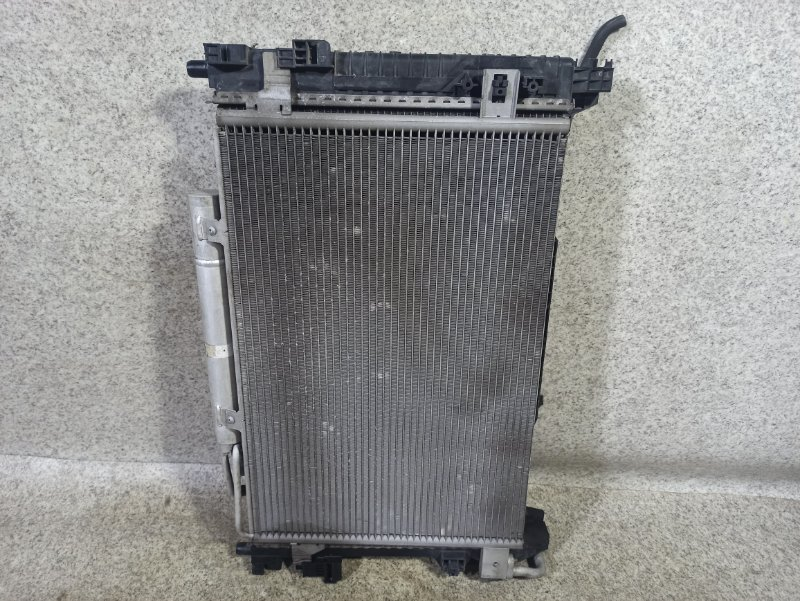 Радиатор основной Mercedes-Benz A-Class W169 M266E17 2006