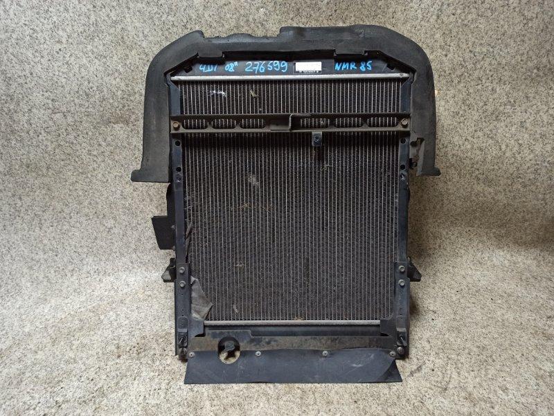 Радиатор основной Isuzu Elf NMR85 4JJ1 2008