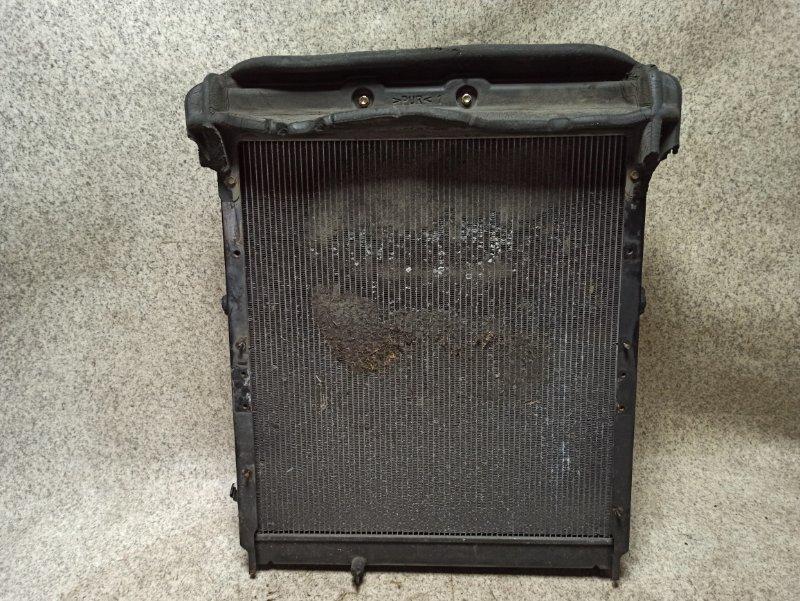 Радиатор основной Hino Dutro XZU404 N04C 2005