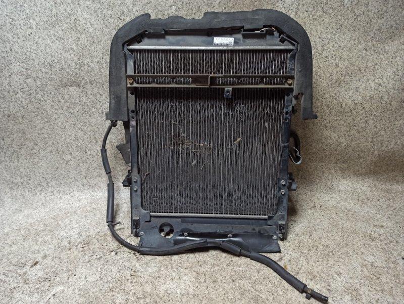 Радиатор основной Isuzu Elf NLR85 4JJ1 2009