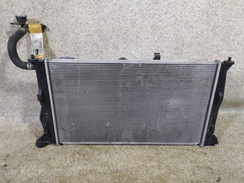 Радиатор основной Mazda Premacy CREW LF 2005
