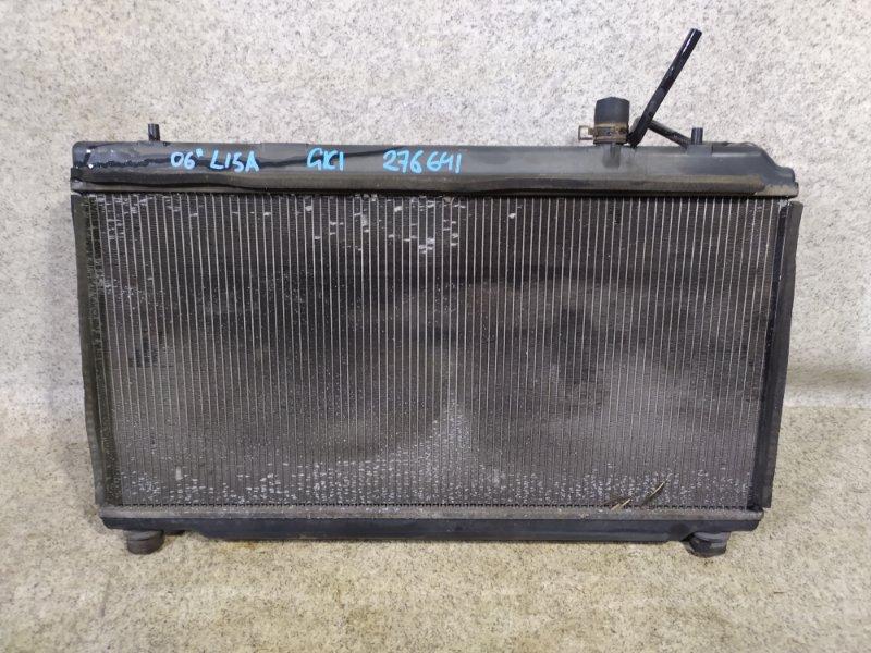 Радиатор основной Honda Mobilio Spike GK1 L15A 2006