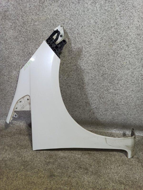 Крыло Honda Fit GE6 переднее правое