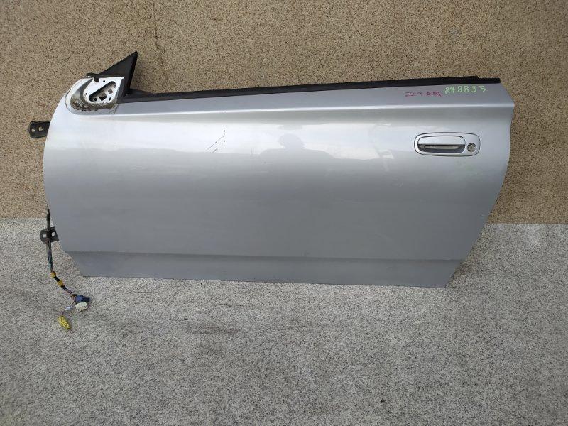 Дверь Toyota Celica ZZT231 передняя левая