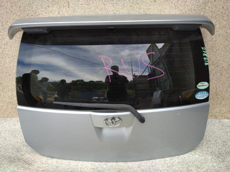 Дверь задняя Toyota Passo KGC10