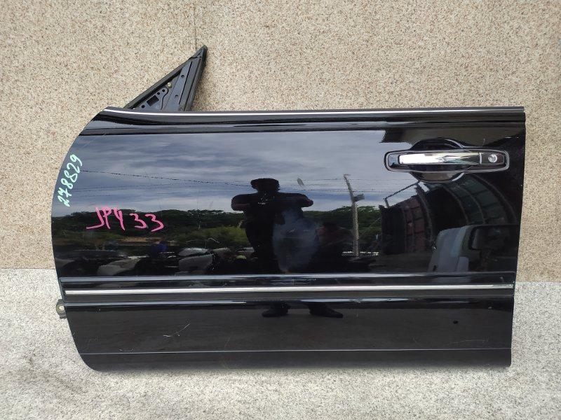 Дверь Nissan Leopard JPY33 передняя левая