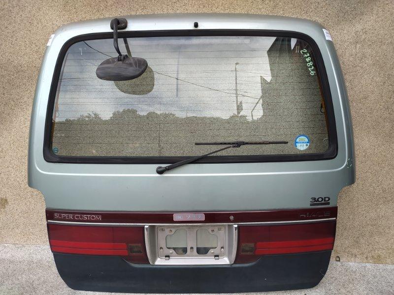 Дверь задняя Toyota Hiace KZH106