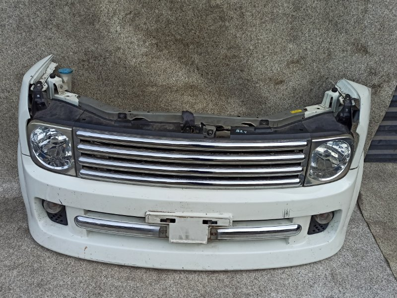 Nose cut Nissan Cube BZ11 CR14DE