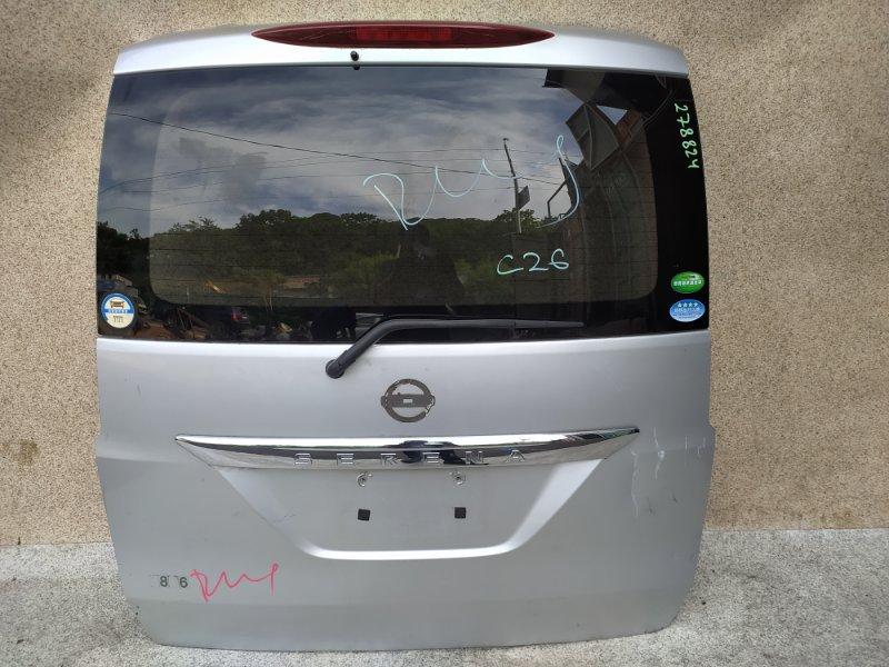 Дверь задняя Nissan Serena C26