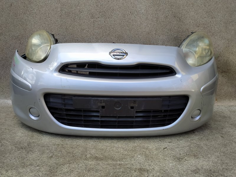 Nose cut Nissan March K13 HR12DE
