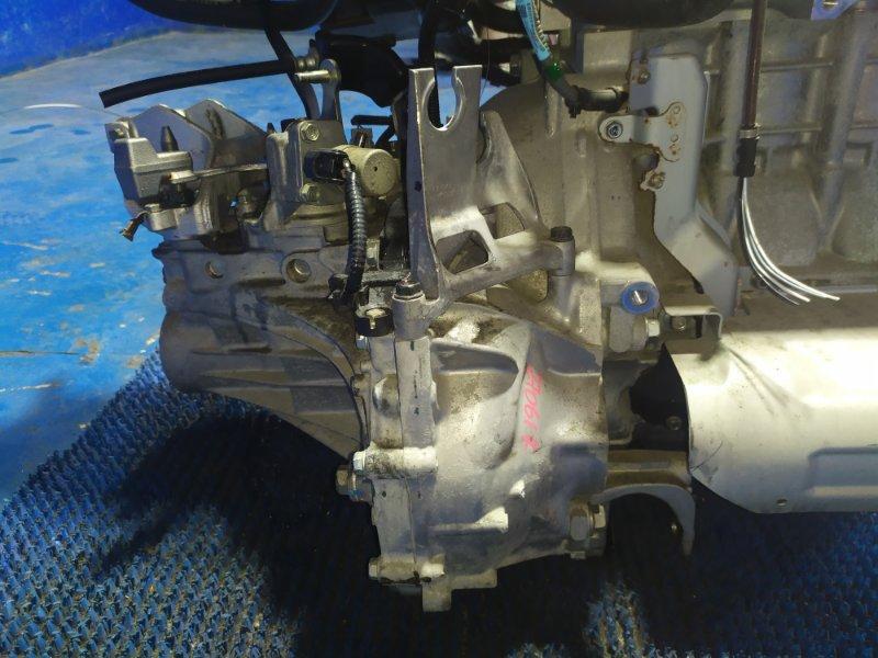 Мкпп Honda Fit GE8 L15A VTEC 2011