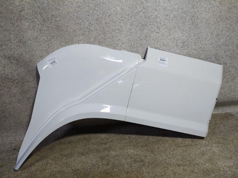 Крыло Isuzu Giga CXZ77AT 2014 переднее левое