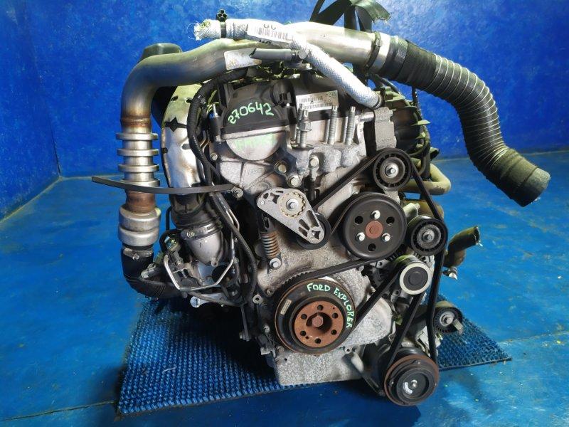 Двигатель Ford Explorer U502 ECOBOOST 2.0