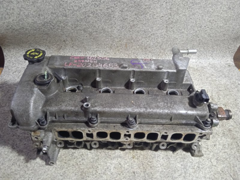 Головка блока цилиндров Mazda Premacy CREW LF-VD