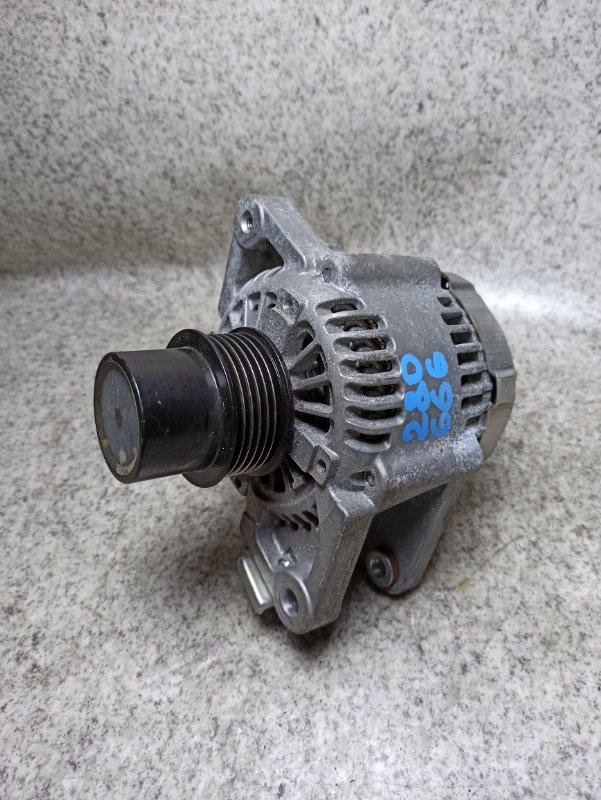 Генератор Toyota Vitz KSP130 1KR-FE