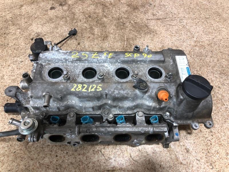 Головка блока цилиндров Toyota Vitz SCP90 2SZ-FE