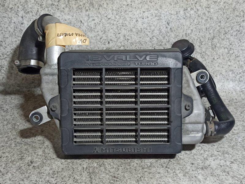 Интеркулер Mitsubishi Pajero Mini H58A 4A30T