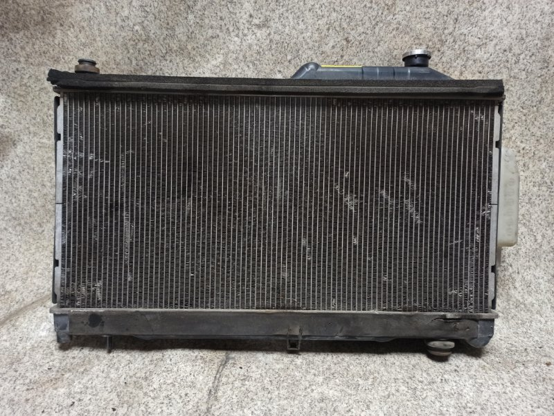 Радиатор основной Subaru Legacy BP5 EJ20X