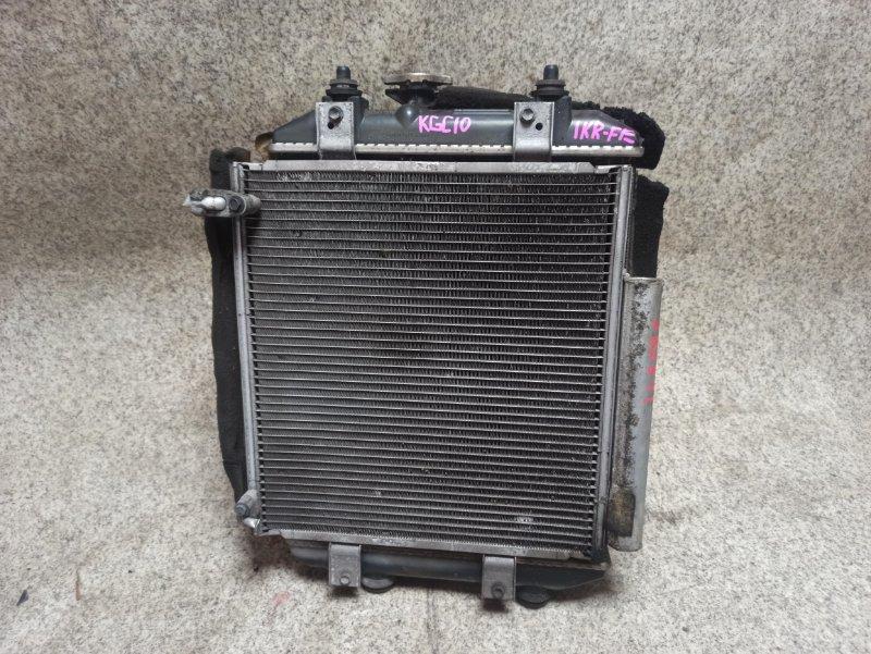 Радиатор основной Toyota Passo KGC10 1KR-FE