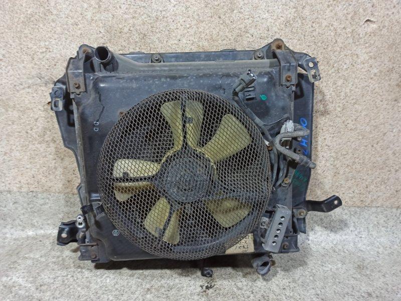 Радиатор основной Toyota Hiace KZH100 1KZ-TE