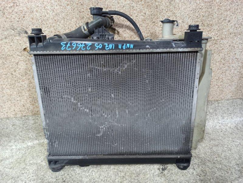 Радиатор основной Toyota Porte NNP11 1NZ-FE 2005