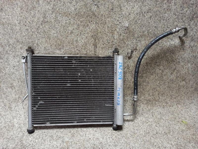 Радиатор кондиционера Nissan Moco MG22S K6A