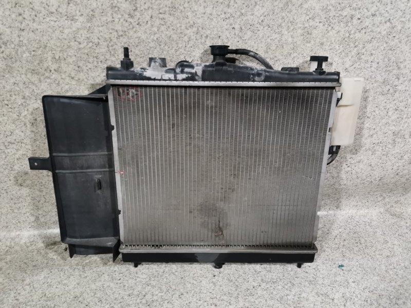 Радиатор основной Nissan Cube BZ11 CR14DE 2003
