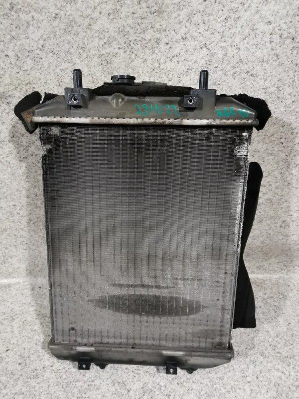 Радиатор основной Toyota Passo KGC10
