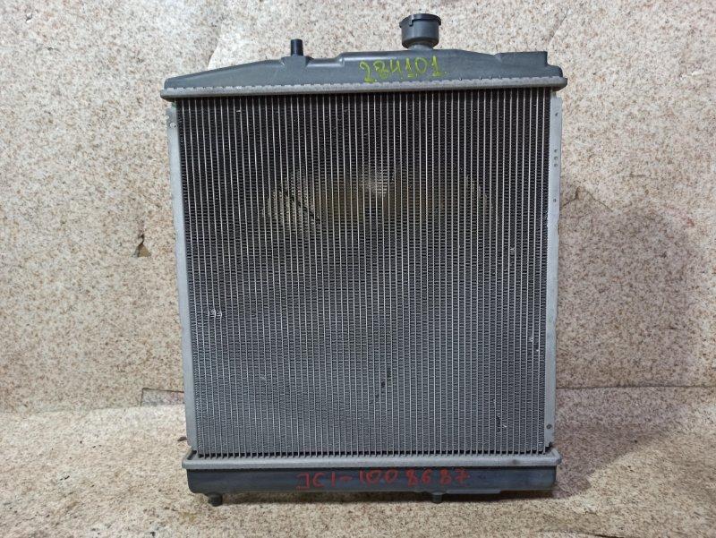 Радиатор основной Honda Life JC1