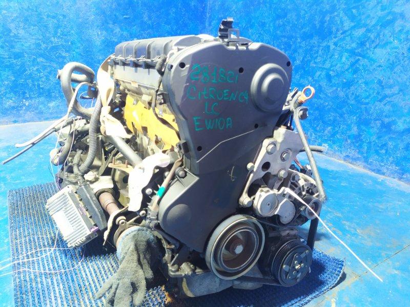 Двигатель Citroen C4 LC EW10A 2005