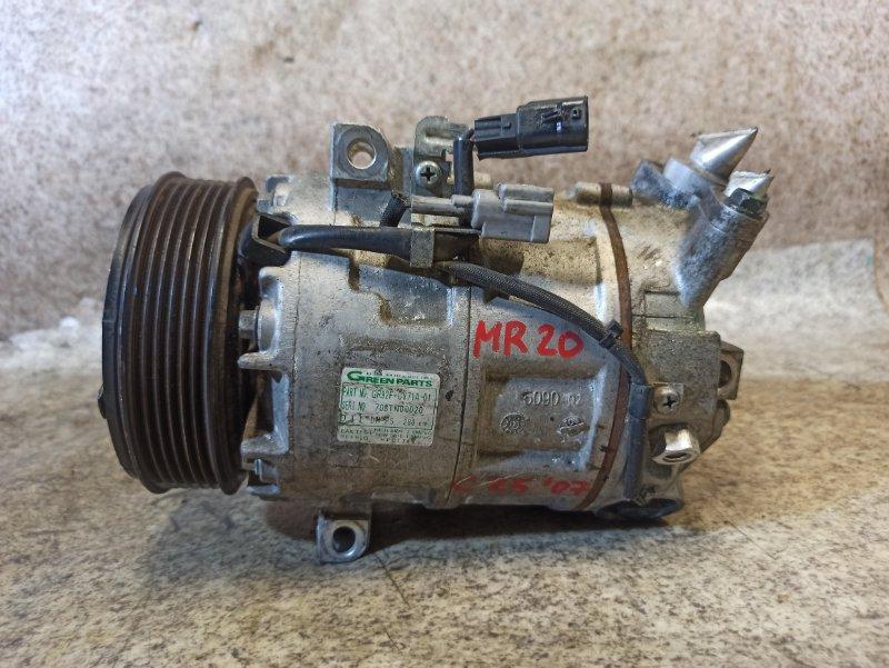 Компрессор кондиционера Nissan Serena С25 MR20DE