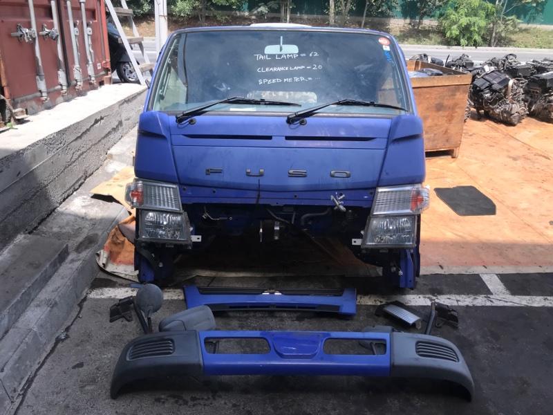 Кабина Mitsubishi Fuso Canter FEA50 4P10 2010